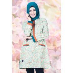 Diskon Believe Blouse Atasan Ba 07 Kaos Wanita Baju Muslim Tunik Kemeja Kaos Hijau Believe