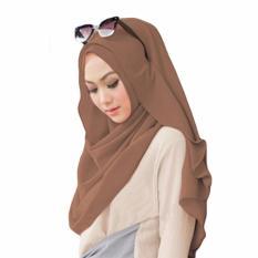Belle Hijab Kerudung Instan - [Warna Milo]
