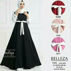 belleza dress (black)