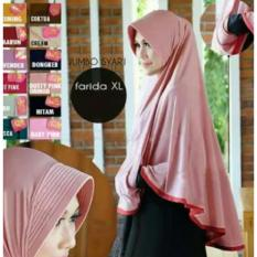 Beli Bergo Farida Jilbab Instan Hijab Kerudung Bergo Syar I Busana Muslimah Fashion Wanita Hijab Hijab Ootd Blous Online Murah