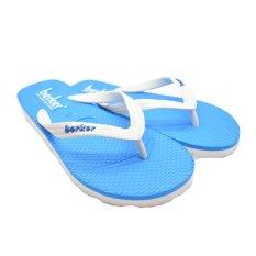 Jual Berker Duos Ii Men White L Blue White Berker Branded