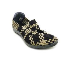 Spesifikasi Bernice 016 Sepatu Rajut Wanita Coklat Bagus