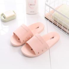 Harga Berongga Bocor Non Slip Untuk Pria Dan Wanita Sepatu Rumah Mangga Beige Sepatu Wanita Sandal Wanita Asli Other