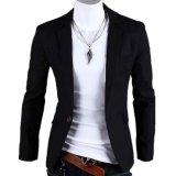 Harga Best Blazer Korean Style Slim Fit Black Terbaru