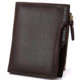 Beli Best Dompet Impor Bogesi 836 Rendah Style Elegan Pria Wanita Clutch Wallet Coklat Nyicil
