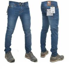 Beli Cejana Jeans Skinny Pensil Pria Bio Wash Baru