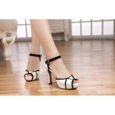 Beli Best Seller Sandal Heels Wanita Jn3845Sn202