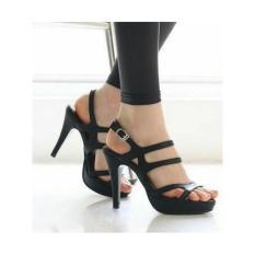 Harga Best Seller Sandal Heels Wanita Jn4440Sn138 Paling Murah