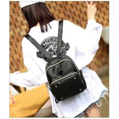 Spesifikasi Best Seller Tas Ransel Punggung Wanita Bag Fashion Cewek Backpack Kz06 Yg Baik