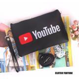 Jual Best Seller Tas Selempang Wanita Youtube Clutch Murah Indonesia