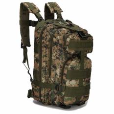 Promo Best Tas Army Ransel 3P Militer Impor Shoulder Backpack Bag Tentara Outdoor Digicam Di Indonesia