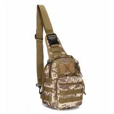 Harga Best Tas Slempang Army Impor Type 093 Tactical Gantung Bag Cowo Pria Digital Dessert Murah