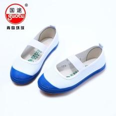(Terbaik) -Grosir Pemasok Ke Negara Anak-anak Sepatu Tari Anak Sepatu Kanvas Bayi Senam Tari Sepatu Qingdao Global group-Internasional