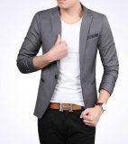 Bestblazer Ground Blazer Pria Grey Bestblazer Diskon 30