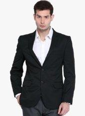 Promo Bestblazer Twill Black Blazer Hitam Murah