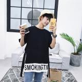 Harga Bf Korea Fashion Style Laki Laki Lengan Pendek Angin Ayat Yang Sama Kemeja T Shirt Hitam Baju Atasan Kaos Pria Kemeja Pria Other Tiongkok