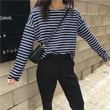 Jual Bf Versi Korea Dari Lengan Panjang Wanita Baru Bottoming Kemeja T Shirt Abu Abu Baju Wanita Baju Atasan Kemeja Wanita Oem Online
