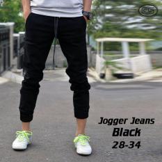 Kualitas Bgaya Celana Panjang Jogger Best Seller Black Bgaya