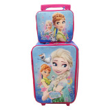 Bgc Disney Frozen Fever Anna Elsa Tas Koper Dengan Lunch Bag Frozen Sponge Anti Air Banten