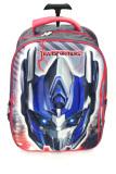 Harga Bgc Transformer Optimus Prime 3D Hard Cover Tas Troley Sekolah Anak Biru Banten