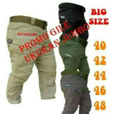 (Big Size) Celana Panjang Blackhawk / Celana Tactical/ Celana Outdoor - 3C7793