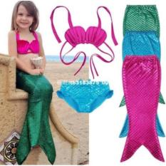 Jual B*k*n* Swimsuit Anak Putri Duyung Not Specified Original