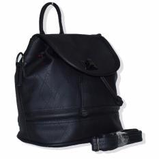 Spesifikasi Bils Promo Tas Selempang Tas Ransel Sling Bag Mini Bag 01 Hitam Bagus
