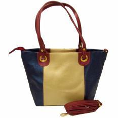 Jual Bils Tas Slempang Tote Bag 02 Multicolor Branded