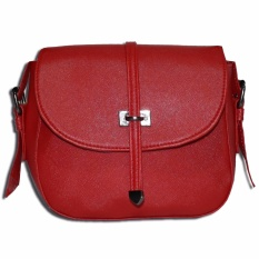 Diskon Besarbils Tas Sling Bag Cross Body Bag Merah