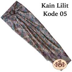 Jual Bily Shop Bali Rok Lilit Kain Kode 05 Tosca Branded Original
