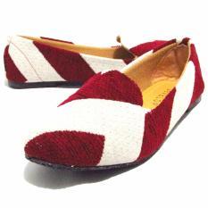 Jual Binev Sepatu Slip On Develop Wanita 02 Multicolor Binev
