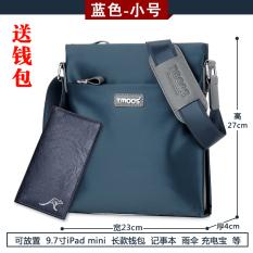 Harga Tmoos Tas Bahu Pria Santai Versi Korea Wallet Paket 1 Terompet Biru Wallet Paket 1 Terompet Biru Yang Murah Dan Bagus