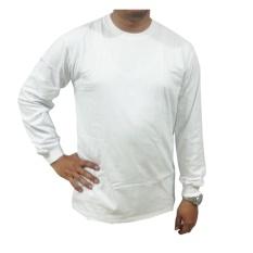 Beli Bursa Kaos Polos Kaos Polos Big Size Lengan Pendek 5L Putih Kredit