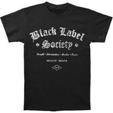 Black Label Society Judul Kaos-International