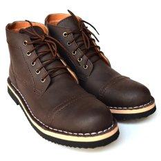 Jual Beli Black Master Boot Clarity Coklat