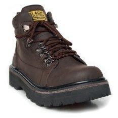 Harga Black Master Boot Engineer Coklat Asli Blackmaster
