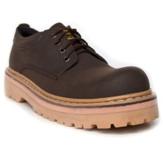 Beli Black Master Low Boot Engineer Coklat Baru