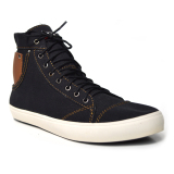 Black Master Sneaker Denim Hitam Indonesia Diskon