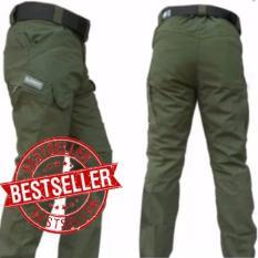 Blackhawk Celana Blackhawk Tactical Outdoor Hunting Army Police Airsoft Pants - Navy (Biru Dongker)