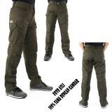 Spesifikasi Blackhawk Celana Cargo Tactical Pdl Panjang Pria Hijau Army Terbaru
