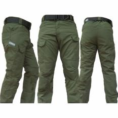Harga Blackhawk Celana Tactical Blackhawk Outdoor Hijau Fullset Murah