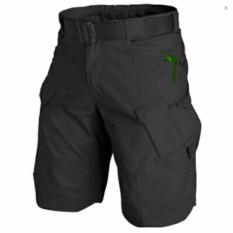 Blackhawk Celana Tactical Pria Blackhawk Short Pant Pendek - Hitam (Black)