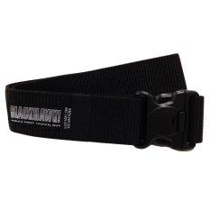 Blackhawk Kopel Ikat Pinggang Gesper Sabuk Ban Pinggang Belt Tactical Series Army Outdoor - Hitam