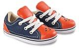 Spesifikasi Blackkelly Lcu 307 Sepatu Sneaker Balita Laki Laki Jeans Pvc Sol Karet Menarik Biru Orange Yg Baik