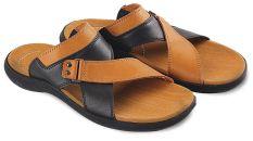 Spesifikasi Blackkelly Lmg 114 Sandal Casual Pria Pu Pvc Sol Tpr Bagus Coklat Hitam Baru