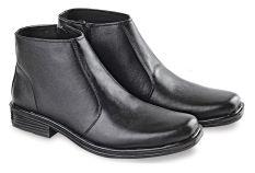 Beli Blackkelly Lte 952 Sepatu Formal Boots Pria Kulit Sol Tpr Elegant Hitam Blackkelly Murah