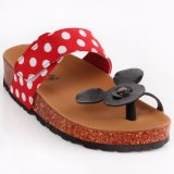 Katalog Blackkelly Sandal Anak Perempuan Sandal Casual Sandal Trendy Lrax808 Brown Red Blackkelly Terbaru