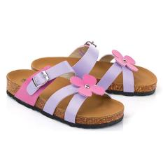 Jual Beli Online Blackkelly Sandal Flip Flop Anak Springly Lra 488 Ungu