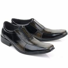 Blackkelly Sepatu Kulit Pria Formal Kode Led 234 Promo Beli 1 Gratis 1