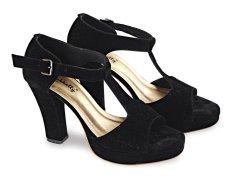 Jual Blackkelly Sepatu Wanita Highheels Lax 891 Import